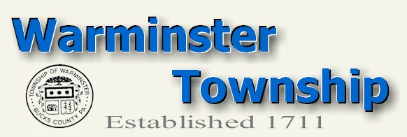 Warminster Township | Established 1711